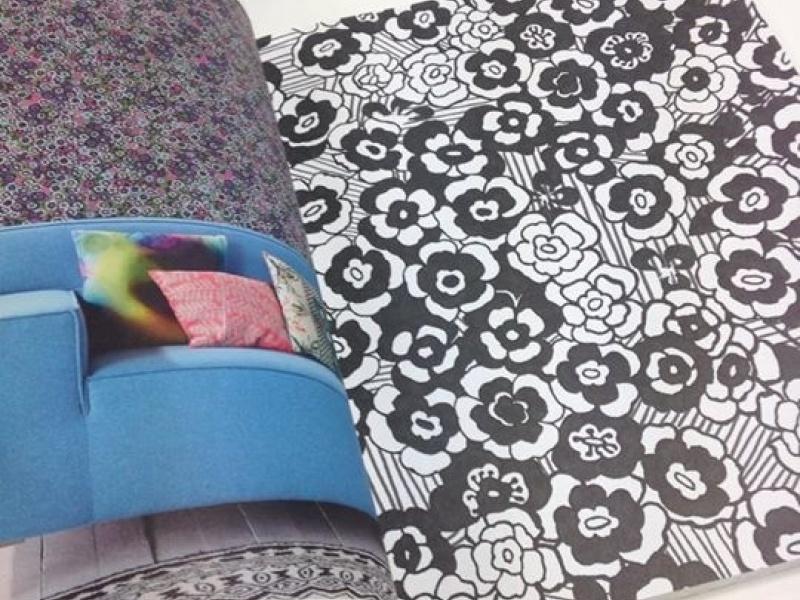 Eijffinger kleurboek voor volwassenen - Behang voor volwassen slaapkamer ...