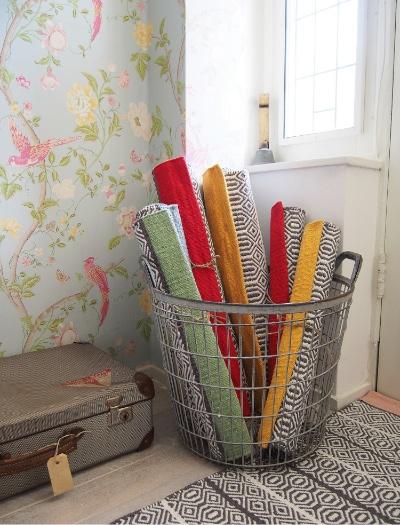 Kleurrijk katoen - Volwassen kamer trend ...