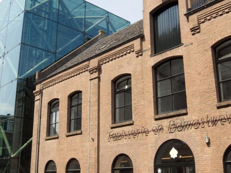 Netwerk en trendbijeenkomst in textielmuseum for Interieur ontwerpers