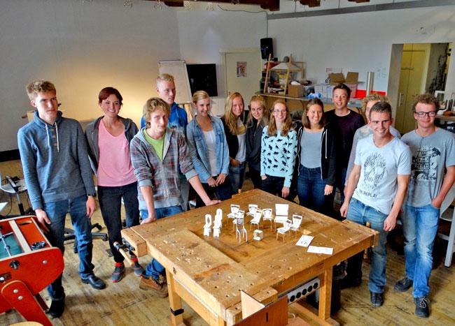 Excellente meubelmakers bij hmc for Meubelmaker amsterdam