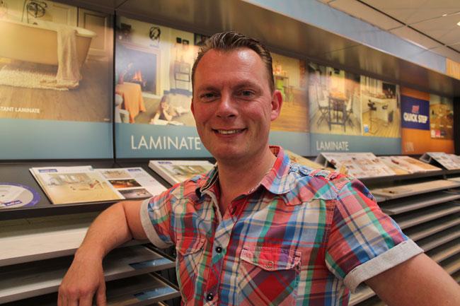 Mario van der valk bij ppc for Ppc eindhoven