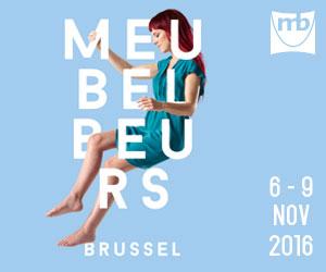 Meubelbeurs Brussel2016