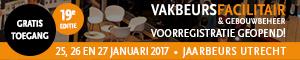 HolaPress - Vakbeurs Facilitair & Gebouwbeheer 2017