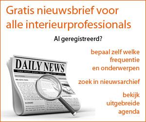 Interieurjournaal - Registreer voor Nieuwsbrief Rectangle