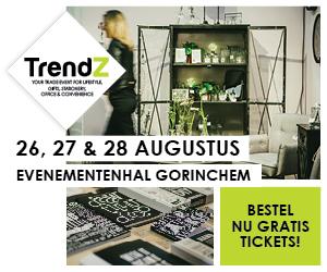 Evenementenhal Gorinchem - Trendz 2018 Najaar Rectangle