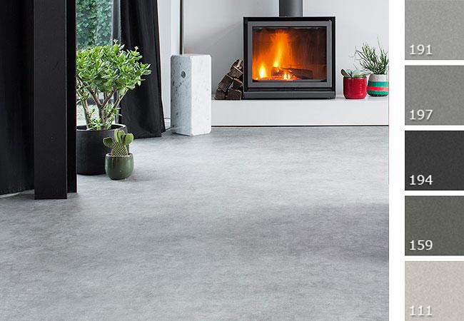 Pvc Vloer Beton : Voordelige construct vinylvloer interieurjournaal