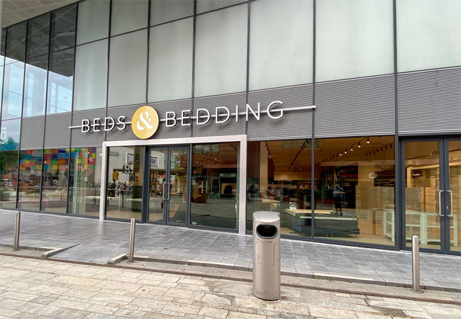 Beds & Bedding terug in Almere