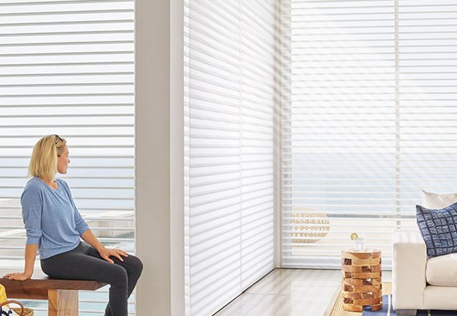 Hunter Douglas roofzuchtig