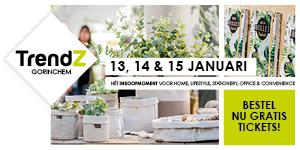 Evenementenhal Gorinchem - TrendZ 2019 Voorjaar