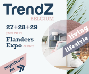 Easyfairs - Trendz Belgium 2019 voorjaar Rectangle