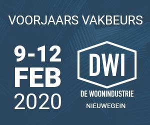 DWI - Vakbeurs voorjaar 2020 Rectanglebanner