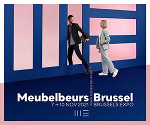 Meubelbeurs Brussel 2021 - Rectangle